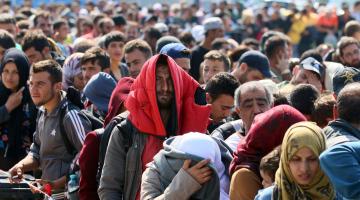 Περί των προσφύγων και πάλι