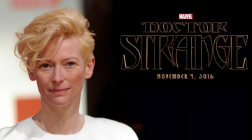 Tilda Swinton Addresses Doctor Strange's Whitewashing Controversy; Believes Marvel Is Committed to Diversity