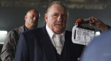Gerard Depardieu, Santiago Segura Star in 'You Only Live Once'
