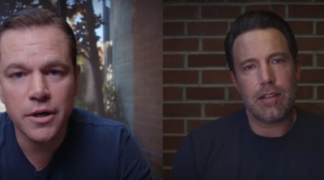 Why Matt Damon Is Making Fun Of Ben Affleck's Batman