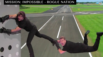 Watch Tom Cruise Act Out His Entire Film Career in 9 Glorious Minutes