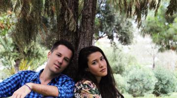 Η Γιάννα Βασιλείου και ο Αδάμ Τσαρούχης @ μουσική σκηνή Σφίγγα – Πέμπτη 3 & 10 Νοεμβρίου