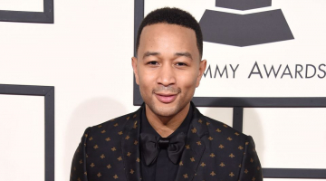John Legend to perform at Ohio theater named in his honor