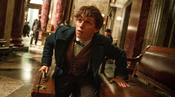 'Harry Potter' prequel 'Fantastic Beasts and Where to Find Them' casts a faltering spell