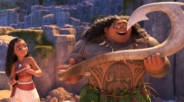 Box Office: 'Moana' Owns Thanksgiving Holiday; Warren Beatty's 'Rules Don't Apply' Bombs