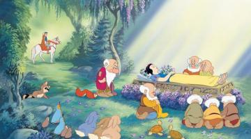 Disney Developing Live-Action 'Snow White'