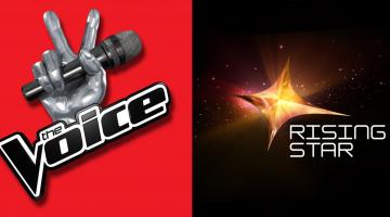 Πότε κάνουν πρεμιέρα The Voice και Rising Star στην ελληνική τηλεόραση;
