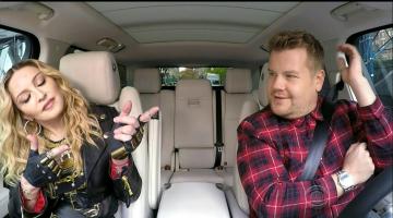 5 Things You Missed in Madonna's Carpool Karaoke