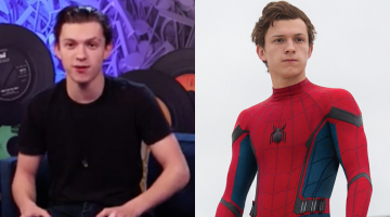 Tom Holland Says He Went Undercover at a High School to Prepare for Spider-Man: Homecoming