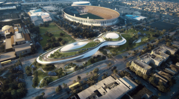George Lucas Chooses Los Angeles for $1 Billion Museum