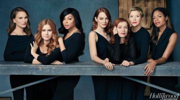 Watch THR's Actress Roundtable on SundanceTV with Emma Stone, Natalie Portman, Taraji P. Henson and More