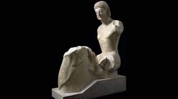 Ελληνικές αρχαιότητες στο Μουσείο του Λούβρου (Α')