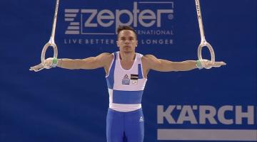 Για τρίτη συνεχή χρονιά πρωταθλητής Ευρώπης ο Ελευθέριος Πετρούνιας!