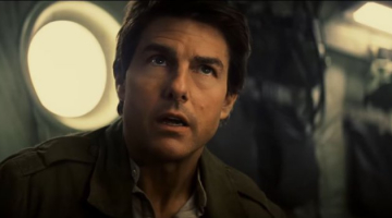 Tom Cruise's face is under attack in new The Mummy trailer