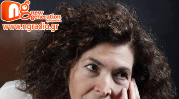 Η Σόνια Ζαχαράτου δίνει συνέντευξη στον NGradio