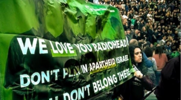 Oι Radiohead στο Ισραήλ παρά τις αντιδράσεις