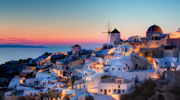 Travel + Leisure: 4 Greek islands among the top 10 in Europe