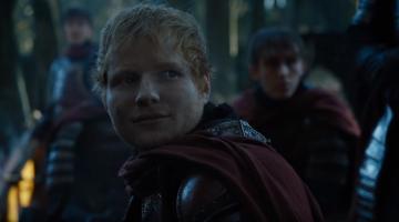 Ed Sheeran: Εμφάνιση – έκπληξη στην πρεμιέρα του «Game of Thrones»