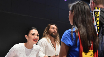 The best moments from Comic-Con 2017