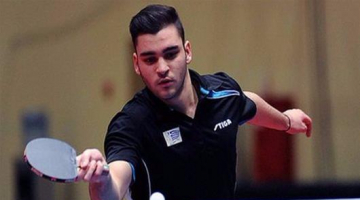 Πρωταθλητής Ευρώπης ο Γιάννης Σγουρόπουλος στο πινγκ πονγκ