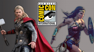 Marvel vs. DC: A Comic-Con History of Epic Announcements