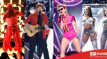 MTV VMA 2017: Δείτε όλες τις φαντασμαγορικές εμφανίσεις