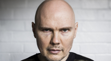 Billy Corgan: νέο τραγούδι από τον frontman των Smashing Pumpkins