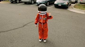 Ένας 9χρονος έστειλε αίτηση εργασίας στη NASA για «Φύλακας του Γαλαξία». Και η NASA του απάντησε