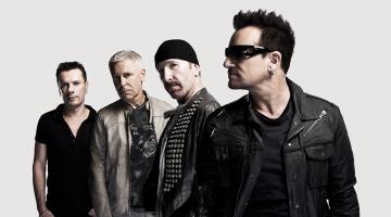 Ακούστε το νέο τραγούδι των U2