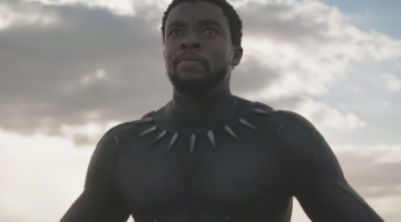 Internet Reacts to the New 'Black Panther' Trailer