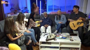 Ο Αλέξανδρος Χατζής δίνει συνέντευξη στον NGradio