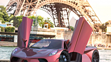 Hector Roadster | Ένα υπέρ-αυτοκίνητο από την Ελλάδα