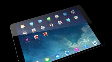 Η Apple σχεδιάζει ολοκληρωτικό ανασχεδιασμό και του iPad για το 2018