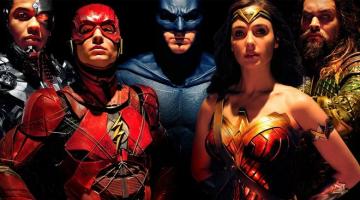 Η ταινία «Justice League» θα βγει στις ελληνικές αίθουσες στις 16 Νοεμβρίου