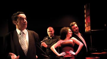 HAPPY OPERA  Από την «Κάρμεν» στον Φρανκ Σινάτρα! @ Half Note Jazz Club