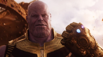Thanos is 2018's Most Anticipated Movie Villain