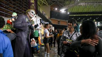 Φεστιβάλ Athens Con: Οι ήρωες των κόμικς ολοζώντανοι στο Τae Kwon Do