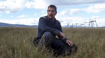 The western springs back to life with 'Hostiles,' a brutal tale of moral survival