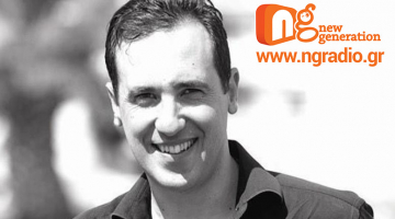 Ο Παναγιώτης Λάλεζας δίνει συνέντευξη στον NGradio