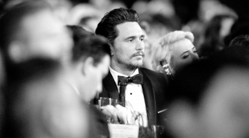 """James Franco Is Reportedly """"Relieved"""" About His Oscar Snub"""