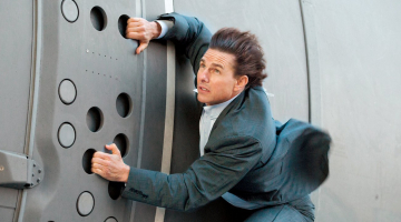 SEE IT: Tom Cruise shares gruesome video of his ankle injury on set of new 'Mission: Impossible'