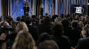 Golden Globes: What You Didn't See on TV