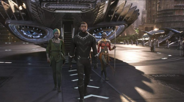 A $426.6 Million Opening Makes 'Black Panther' The Top-Grossing Film With A Black Cast