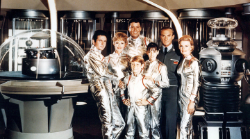 'Lost in Space' reboot set to launch in April