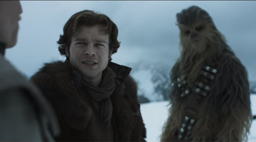 """Watch the First Full Teaser Trailer for """"Solo: A Star Wars Story"""""""