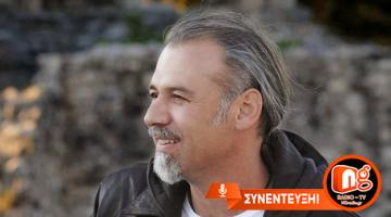 Ο Μάκης Σεβίλογλου δίνει συνέντευξη στον NGradio.gr παρέα με την Κωνσταντίνα Πάλλα