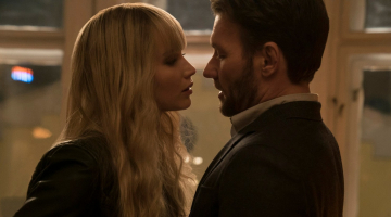'Red Sparrow' is a spy thriller with an identity crisis