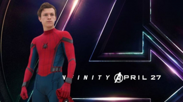 New 'Avengers: Infinity War' Billboard Sparks Surprised Reaction From Tom Holland