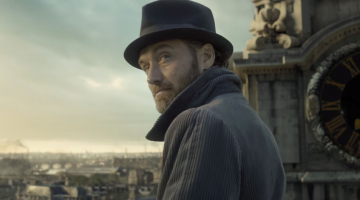 Jude Law Makes Debut as Dumbledore in 'Fantastic Beasts: The Crimes of Grindelwald' First Trailer