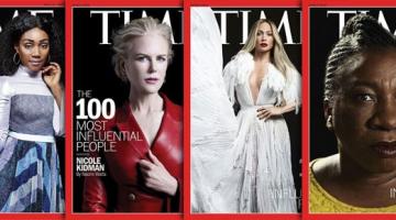 Οι 100 πιο επιδραστικοί άνθρωποι στον κόσμο από το περιοδικό TIME